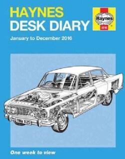 Haynes Desk Diary 2016 Calendar: One Week to View (Calendar)