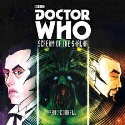 Scream of the Shalka: An Original Doctor Who Novel (CD-Audio)