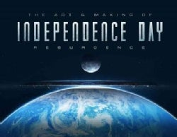 The Art of Independence Day Resurgence (Hardcover)