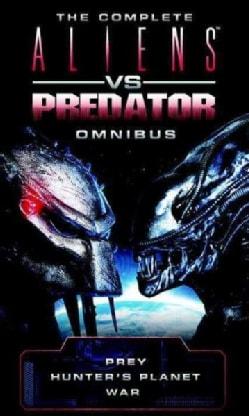 The Complete Aliens vs Predator Omnibus (Paperback)