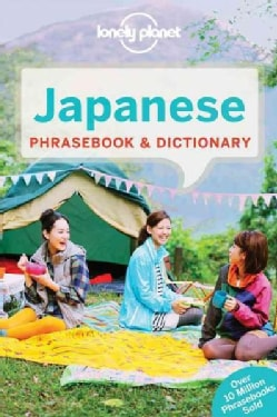 Lonely Planet Japanese Phrasebook & Dictionary (Paperback)