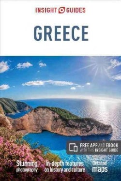 Insight Guides Greece (Paperback)