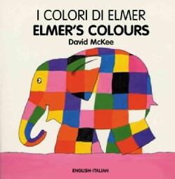 I Colori Di Elmer / Elmer's Colours (Board book)
