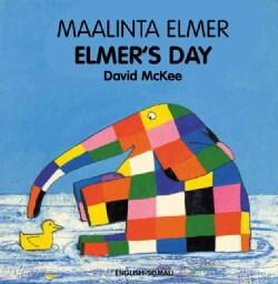 Maalinta Elmer / Elmer's Day (Board book)