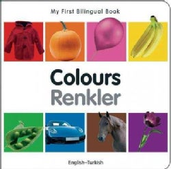 Colours / Renkler (Board book)