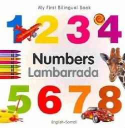 Numbers / Lambarrada (Board book)