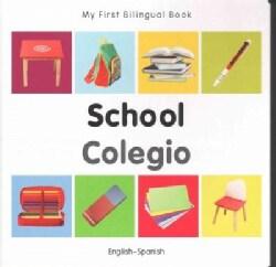 School / Colegio (Board book)