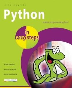 Python in Easy Steps (Paperback)