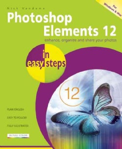 Photoshop Elements 12 in Easy Steps (Paperback)