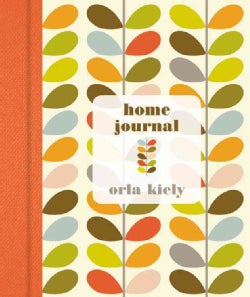 Orla Kiely: Home Journal (Record book)