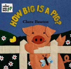 How Big Is a Pig? (Paperback)