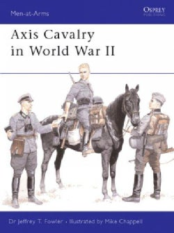 Axis Cavalry in World War II (Paperback)