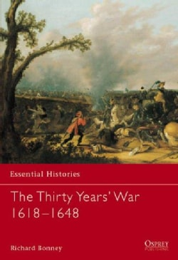 The Thirty Years' War 1618-1648 (Paperback)