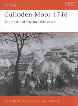 Culloden Moor 1746: The Death of the Jacobite Cause (Paperback)