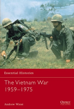 The Vietnam War 1956-1975 (Paperback)