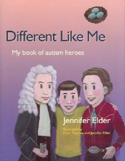 Different Like Me: My Book of Autism Heroes (Hardcover)