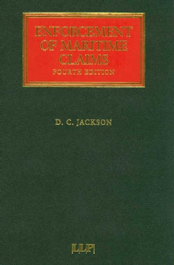 Enforcement of Maritime Claims (Hardcover)