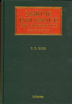 Marine Insurance: Law and Practice (Hardcover)