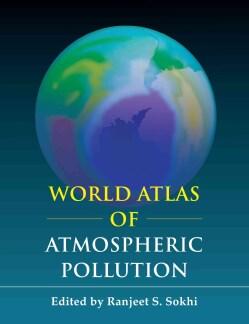World Atlas of Atmospheric Pollution (Paperback)