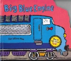 Big Blue Engine (Hardcover)