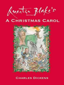 Quentin Blake's a Christmas Carol (Hardcover)