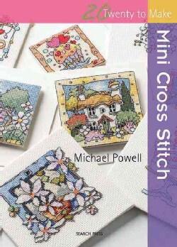 Mini Cross Stitch (Paperback)