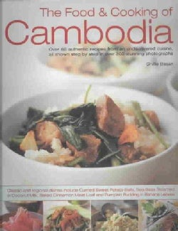 The Food & Cooking of Cambodia (Paperback)