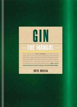 Gin: The Manual (Hardcover)