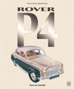 Rover P4 (Paperback)