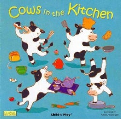 Cows in the Kitchen (Board book)