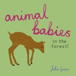 Animal Babies in the Forest! (Board book)