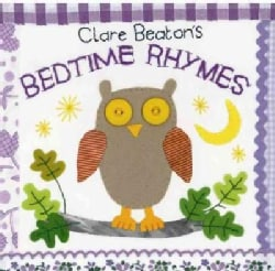 Clare Beaton's Bedtime Rhymes (Board book)