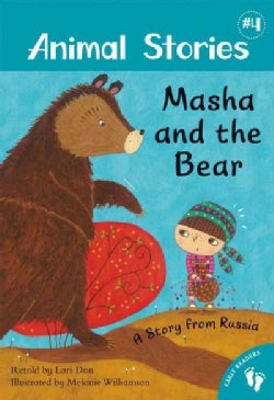 Masha and the Bear: A Story from Russia (Paperback)