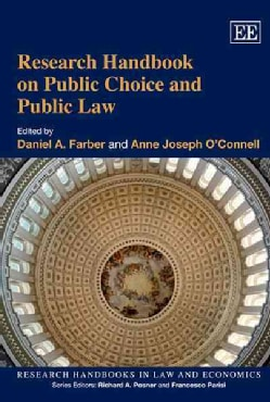Research Handbook on Public Choice and Public Law (Hardcover)