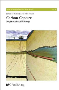 Carbon Capture: Sequestration and Storage (Hardcover)