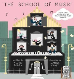 The School of Music (Hardcover)