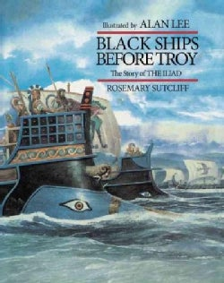 Black Ships Before Troy (Hardcover)