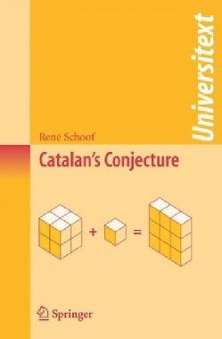 Catalan's Conjecture (Paperback)