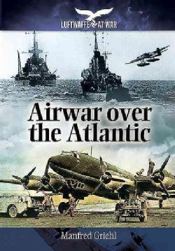 Airwar over the Atlantic (Paperback)