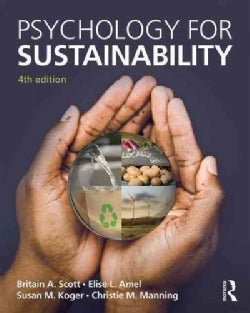 Psychology for Sustainability (Paperback)