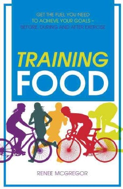 Training Food: Get the Fuel You Need to Achieve Your Goals - Before, During, and After Exercise (Paperback)