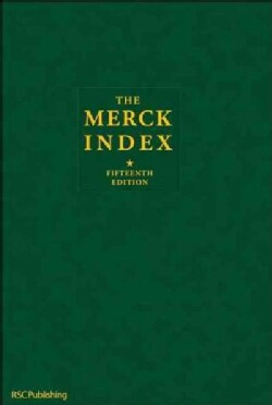 The Merck Index: An Encyclopedia of Chemicals, Drugs, and Biologicals (Hardcover)