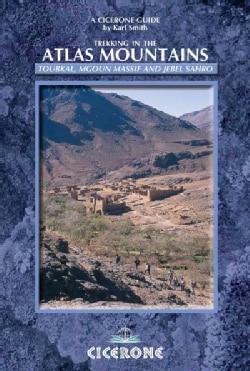 Trekking in the Atlas Mountains (Paperback)