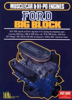 Musclecar And Hi-po Engines Ford Big Block (Paperback)