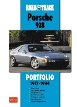 Road & Track Porsche 928 Portfolio 1977-1994 (Paperback)