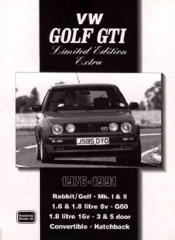VW Golf GTI 1976-1991 (Paperback)