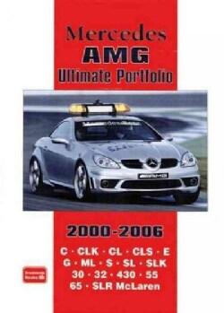Mercedes AMG Ultimate Portfolio 2000-2006 (Paperback)
