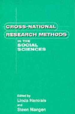 Cross-National Research Methods in the Social Sciences (Paperback)