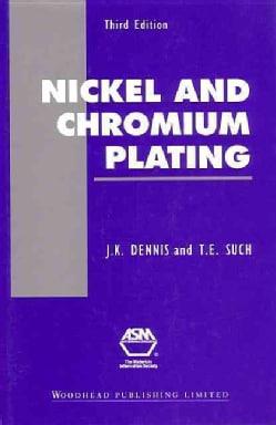 Nickel and Chromium Plating (Hardcover)