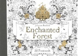 Enchanted Forest Postcards: 20 Postcards (Postcard book or pack)